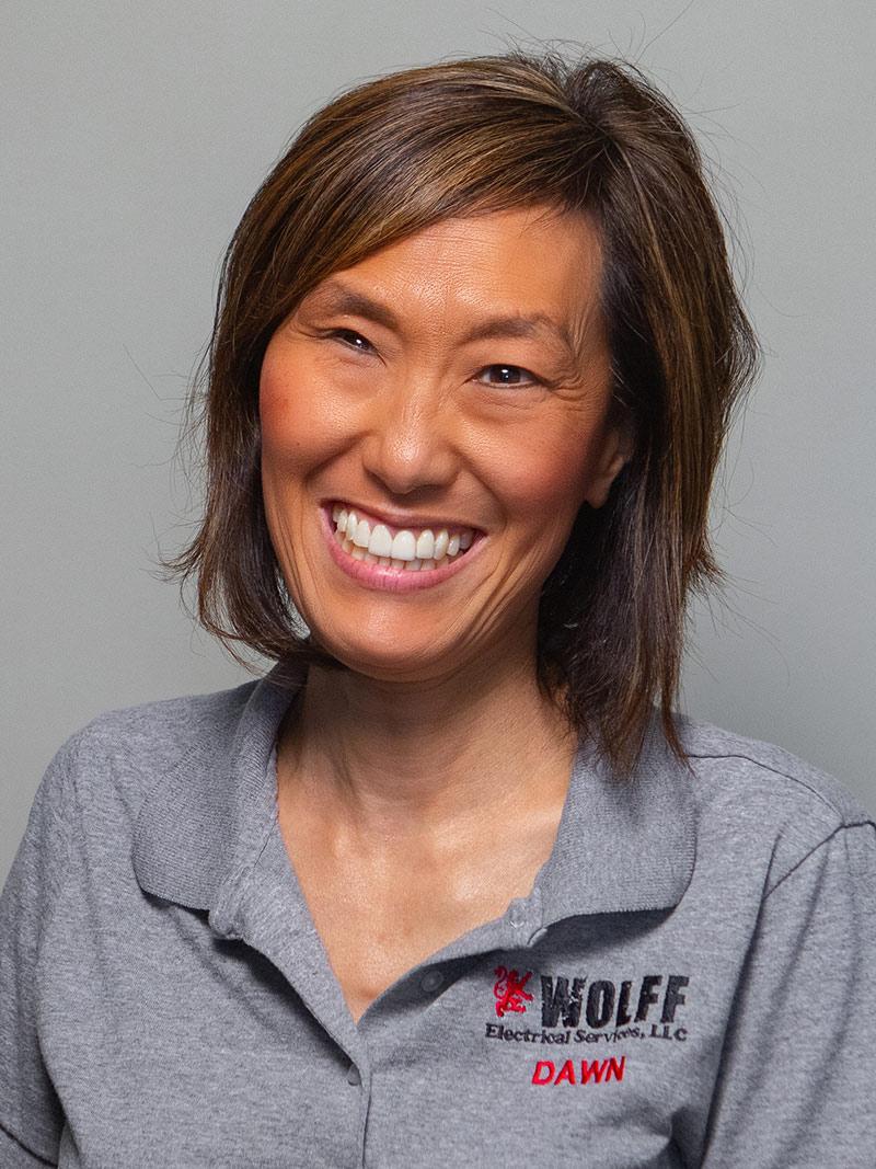 Dawn Wolff